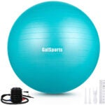 最佳运动球选项:Galsports运动球(45cm-75cm)