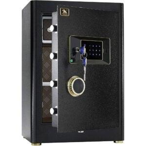 Best Fireproof Safe Options: TIGERKING Security Home Safe