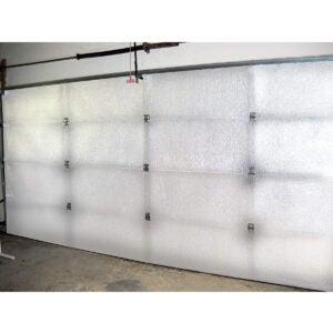 Best Garage Door Insulation Kit Options: NASA TECH White Reflective Foam Core