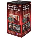 Best Garage Door Insulation Kit Options: KitReach Barrier 3009 Garage Door Insulation Kit