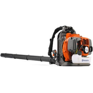 Best Gas Leaf Blower Options: Husqvarna 965877502 350BT Backpack Blower