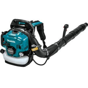 Best Gas Leaf Blower Options: Makita EB5300TH 4-Stroke Engine Tube Throttle Backpack Blower