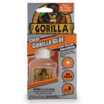 Best Glue for Glass Options: Gorilla Clear Glue, 1.75 ounce Bottle