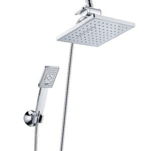 Best Handheld Shower Head Options: Rain Shower head with Handheld Spray - Rain Shower head with Handheld Spray