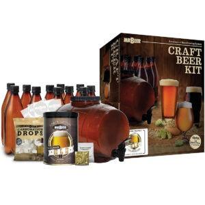 Best Home-Brewing Kit Options: Mr. Beer Complete Beer Making 2 Gallon Starter Kit