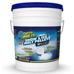 Best Ice Melt Options: Green Gobbler 96% Pure Calcium Chloride