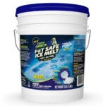 Best Ice Melt Options: Green Gobbler Pet Safe Ice Melt Fast Acting Treatment
