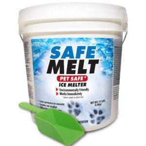 Best Ice Melt Options: HARRIS Safe Melt Pet Friendly Ice and Snow Melter