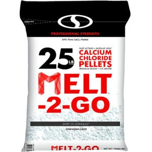 Best Ice Melt Options: Snow Joe AZ-25-CCP Melt-2-Go