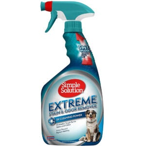 Best Pet Stain Remover Options: Simple Solution Extreme Pet Stain and Odor Remover