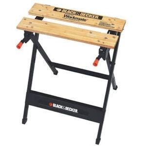 Best Portable Workbench Options: BLACK+DECKER Workmate Portable Workbench