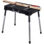 Best Portable Workbench Options: KETER Jobmade Portable Work Bench