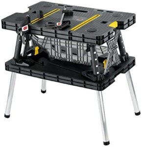 Best Portable Workbench Options: Keter Folding Table Work Bench