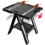 Best Portable Workbench Options: WORX Pegasus Multi-Function Work Table