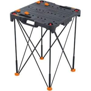 Best Portable Workbench Options: WORX WX066 Sidekick Portable Work Table