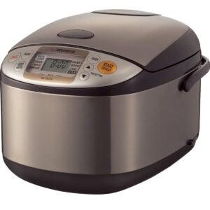 Best Rice Maker Options: Zojirushi NS-TSC18 Micom Rice Cooker and Warmer