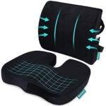 Best Seat Cushion Options: Coccyx Orthopedic Seat Cushion