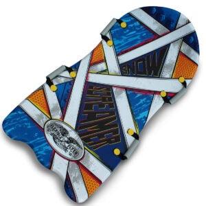 最佳雪橇选择:灵活的飞天雪尖叫2人雪橇