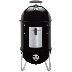 Best Smoker Options: Weber 14-inch Smokey Mountain Cooker