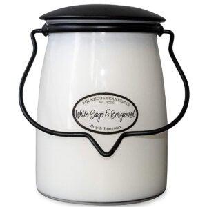 最佳大豆蜡烛选择:牛奶馆蜡烛公司