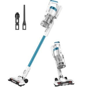Best Vacuum for Tile Floors Options: Eureka RapidClean Pro Lightweight Cordless Vacuum Cleaner