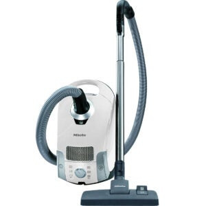 Best Vacuum for Tile Floors Options: Best Vacuum for Tile Floors Options: Miele Compact C1 Pure Suction Powerline Canister Vacuum