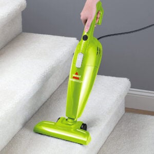 Best Vacuum for Tile Floors Options: Bissell Featherweight Stick Lightweight Bagless Vacuum