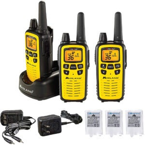 Best Walkie Talkie Options: Midland 36 Channel FRS Two-Way Radio
