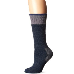 Best Wool Socks Options: Carhartt Women's Extremes Cold Weather Boot Sock