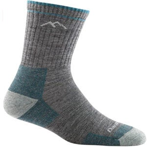 Best Wool Socks Options: Darn Tough Hiker Micro Crew Midweight Sock with Cushion