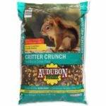The Wild Bird Seed Option: Audubon Park 12243 Critter Crunch Wild Bird Food