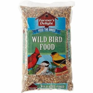 The Wild Bird Seed Option: Wagner's 53002 Farmer's Delight Wild Bird Food