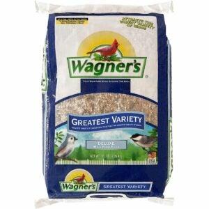 The Wild Bird Seed Option: Wagner's 62059 Greatest Variety Blend Wild Bird Food