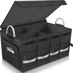 最佳Trunk Organizer选择:Oasser Trunk Organizer Cargo Organizer Trunk
