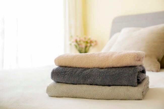 为您和您的客人提供最好的浴巾选择