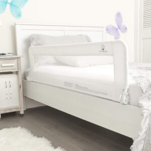 The Best Bed Rails For Kids Option: ComfyBumpy Bed Rails for Toddlers - Extra Long