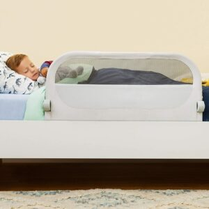The Best Bed Rails For Kids Option: Munchkin Sleep Toddler Bed Rail