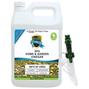 The Best Brass Cleaner Option: Natural Armor 30% Vinegar Pure Natural & Safe