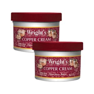 The Best Brass Cleaner Option: Wright's Copper and Brass Polish and Cleaner Cream