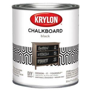 Best Chalkboard Paint Krylon