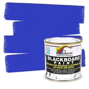 Best Chalkboard Paint Blue