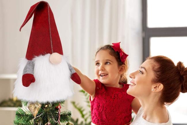最好的圣诞树拓扑