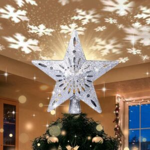 The Best Christmas Tree Toppers Option: Yostyle Christmas Tree Topper
