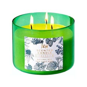 Best Citronella Candles Large