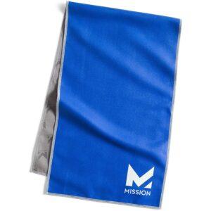 最佳冷却毛巾选项:Mission Original冷却毛巾