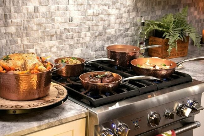 The Best Copper Cookware Option
