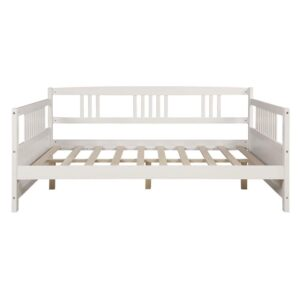 The Best Daybed Option: Harper & Bright Designs Full Daybed Frame