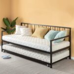 The Best Daybed Option: Zinus Eden Twin Daybed and Trundle Set