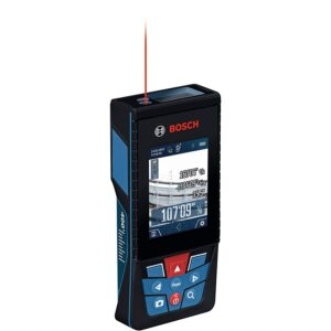 The Best Digital Tape Measure Option: Bosch Blaze Outdoor 400-Foot Bluetooth Laser Measure