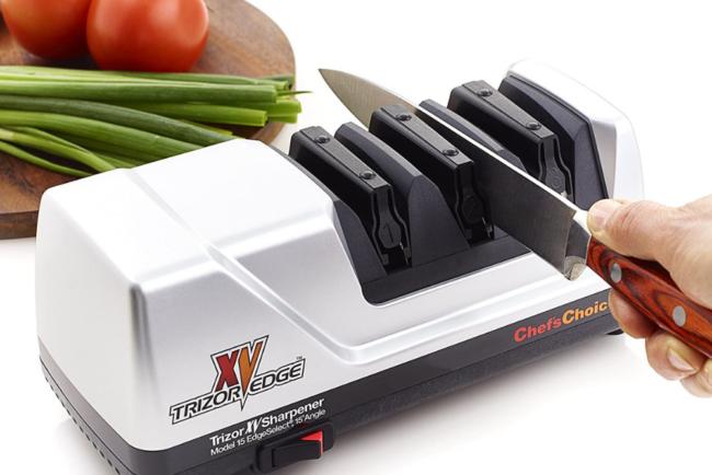 The Best Electric Knife Sharpener